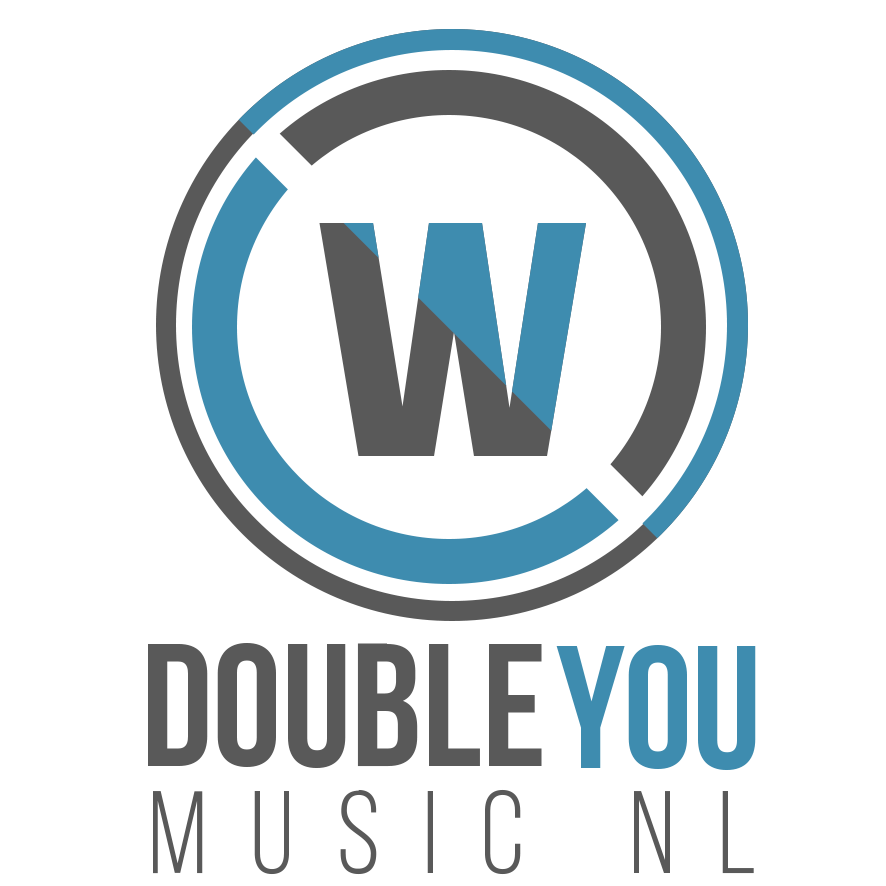 logo double you music nl