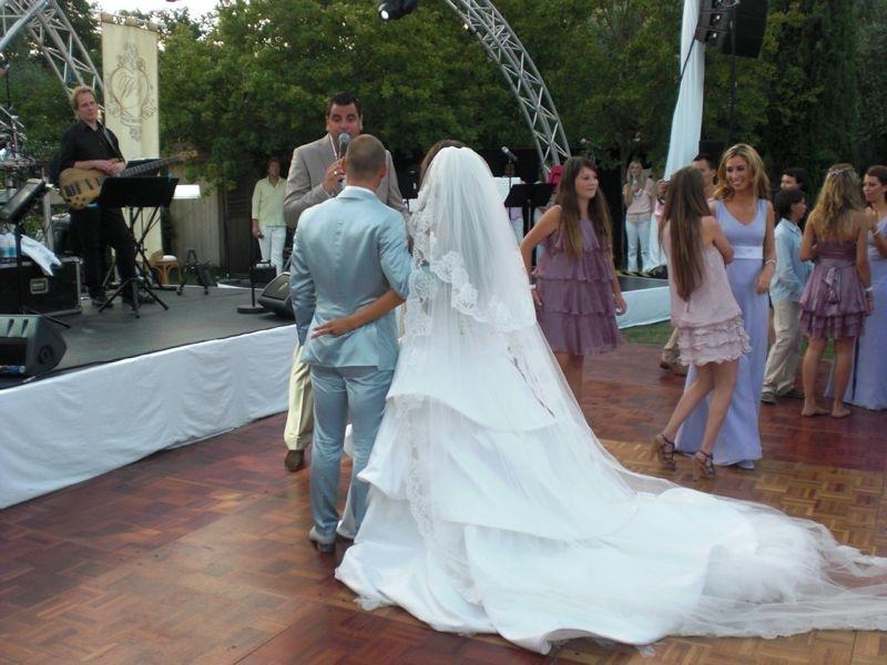 wesley sneijder bruiloft