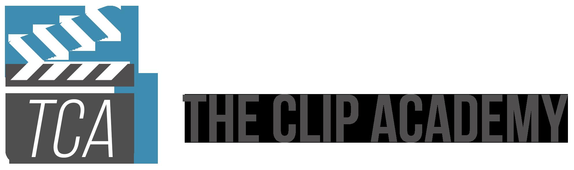 logo the clip academy